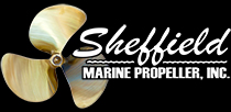 Sheffield Marine Propeller